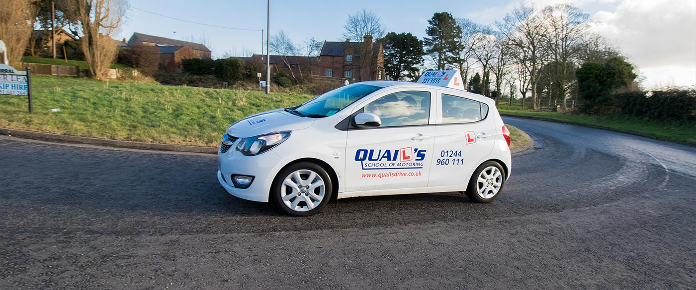 Driving Lessons Wirral